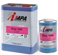 Impa Easy 1000 Trasparente acrilico bicomponente anti-scratch 500 ml