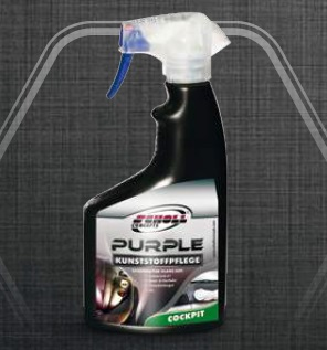 SCHOLL CONCEPTS PURPLE DETERGENTE PER INTERNI AUTO 500 ML