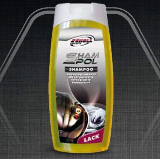SCHOLL CONCEPTS SHAMPOL SHAMPOO 4 IN 1 500 ML